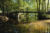 Brücke über die Kall