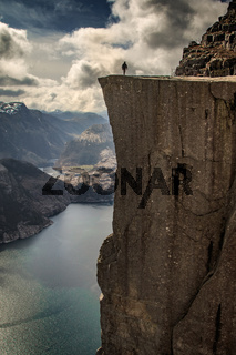 Pulpit Rock Norway Preikestolen