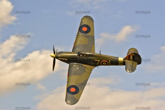 UK Duxford Hawker Sea Hurricane