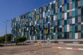Fassade des Lichtenberger Jobcenters