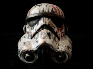 War Painted Storm Trooper