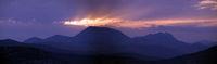 Sunrise over Dalmatia