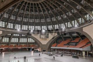 Jahrhunderthalle in Breslau