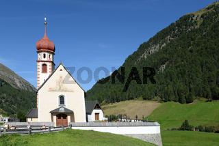 Kirche in Vent, Ötztal