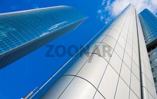 Frankfurter Wolkenkratzer