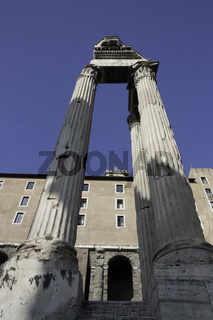 Temple of Concord, Forum Romanum