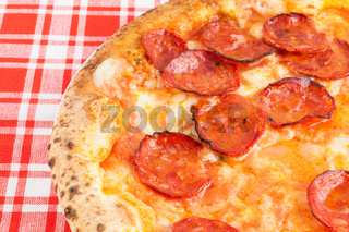 Real Italian Pizza Diavola