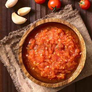 Homemade Marinara or Pomodoro Tomato Sauce