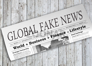 Global Fake News Newspaper
