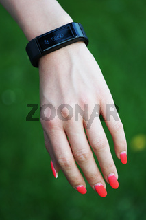 fitness or activity tracker