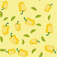Yellow pepper seamless texture 562