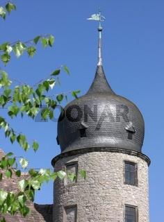 Turm Wasserschloss Hehlen