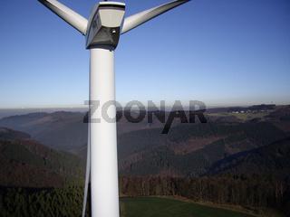 Windkraftanlage / wind generator