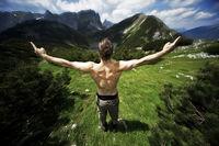 Alpen Mann