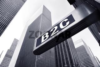 B2C konzept