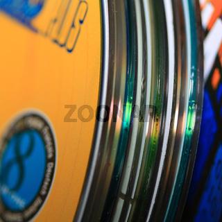 CD Stapel Makro