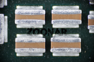 capacitor macro smd pcb