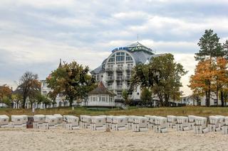 Hotel in Binz auf Ruegen