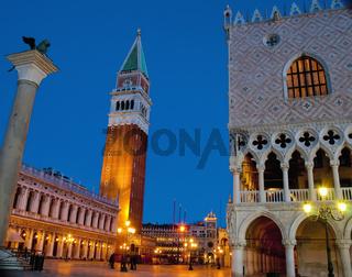 Campanile di Venezia, Italy