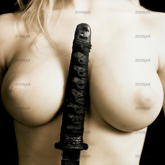 sword, analog