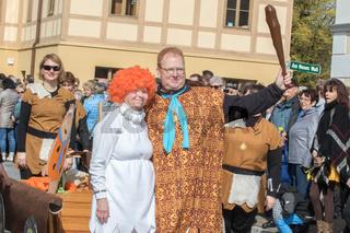 Fruehlingserwachen 2017 in Woerlitz