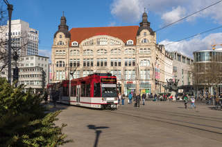 Einkaufsgalerie Anger 1 in Erfurt