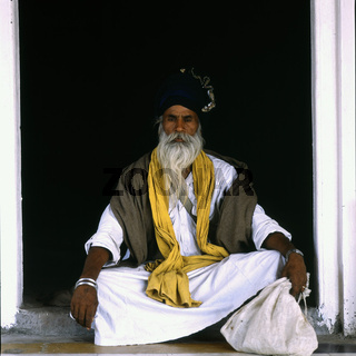 Sikh, Amritsar, Punjab, Indien