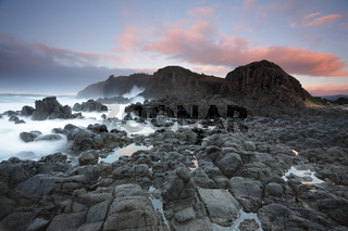 Minnamurra Point Cliffs