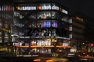 Elektrofachmarkt Saturn, Europa-Center, Berlin