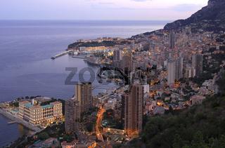 Monte Carlo am Abend
