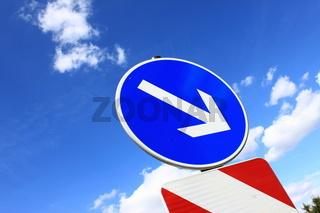 Verkehrszeichen/traffic sign