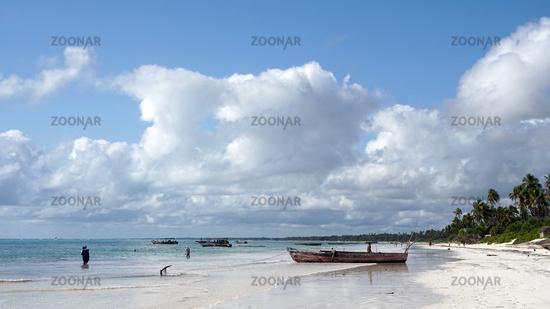 Tansania Sansibar Matemwe