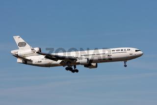 World Airways McDonnell Douglas MD-11