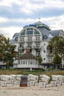 Hotel in Binz auf Rügen