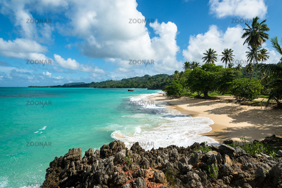 Beach of