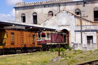 Bahnhof in Cardenas,Kuba