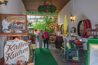 Café 'Seilbahn' in Rüdesheim am Rhein