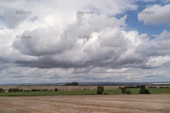 Landschaft in Thueringen