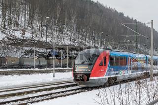 Nationalparkbahn in Bad Schandau