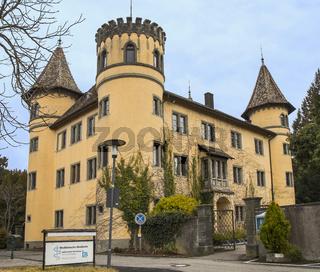 Schloß Königsegg Insel Reichenau am Bodensee