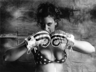 boxing, analog