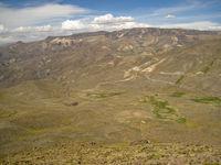 Anden in Peru / Andes In Peru