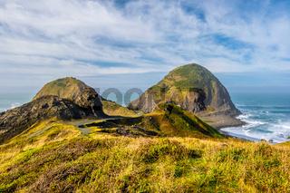 USA Pacific coast landscape, Oregon
