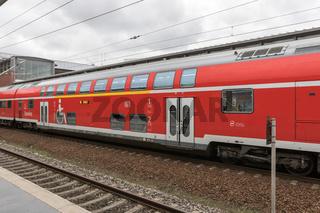 Regionalverkehr in Berlin im neuen Design