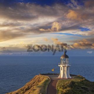 Cape Reinga Lighthouse Northland New Zealand