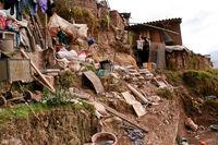 Armenviertel,  Südamerika