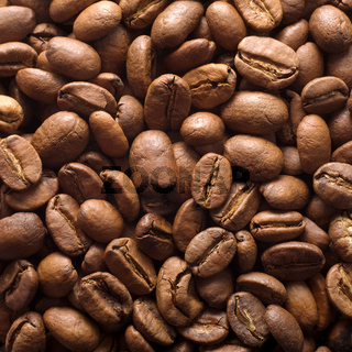 Coffee grains