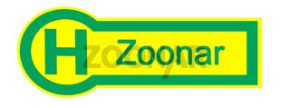 Haltestelle Zoonar :-)