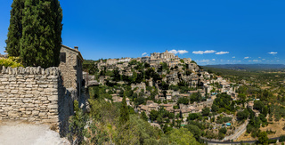 Town Gord in Provence France