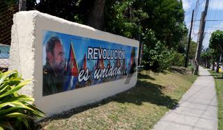 Castro Brüder,Santa Clara,Kuba